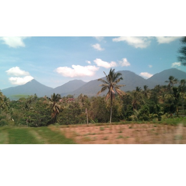 Mountains #Bali
