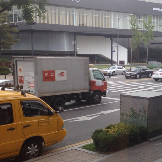 #Seoul traffic fascination