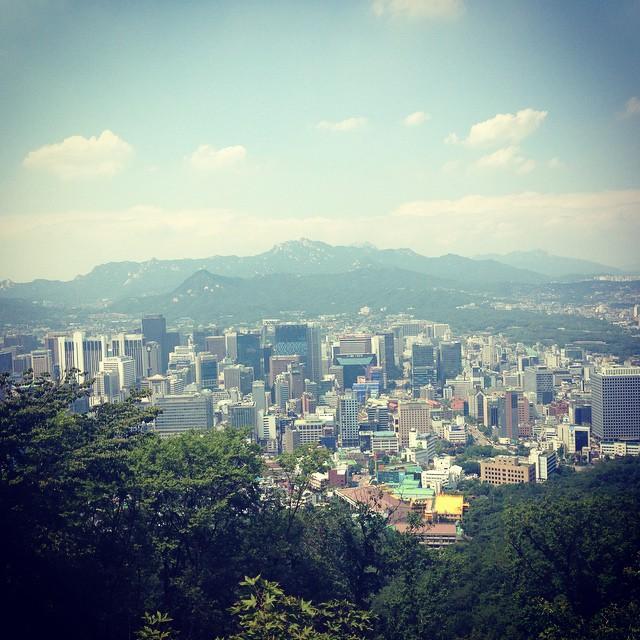 #Mountains of #Korea
