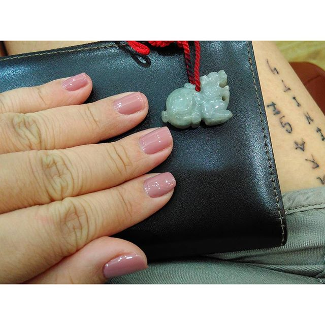"""Mad love for this """"tickle my france-y"""" frm the OPI Passport to Colour Travel Exclusive Mini set"""