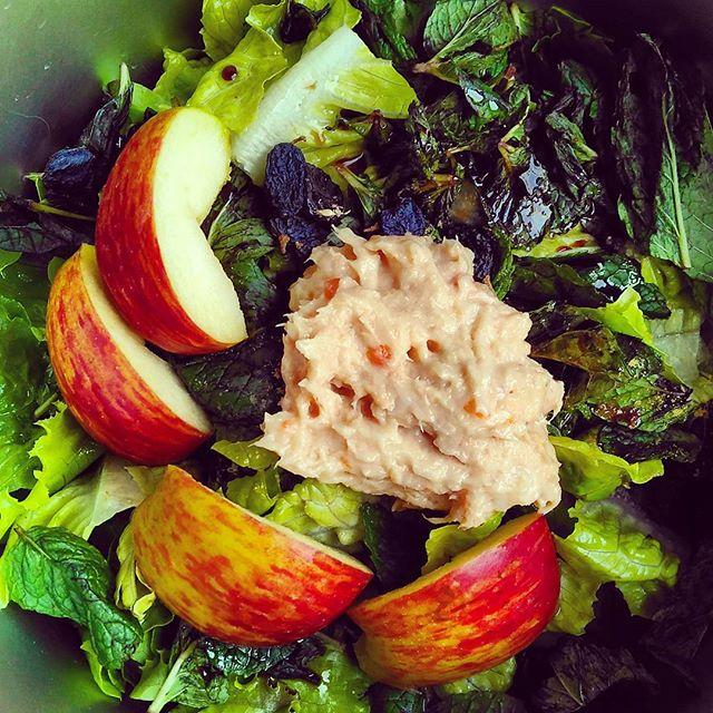 The harmless original #salad