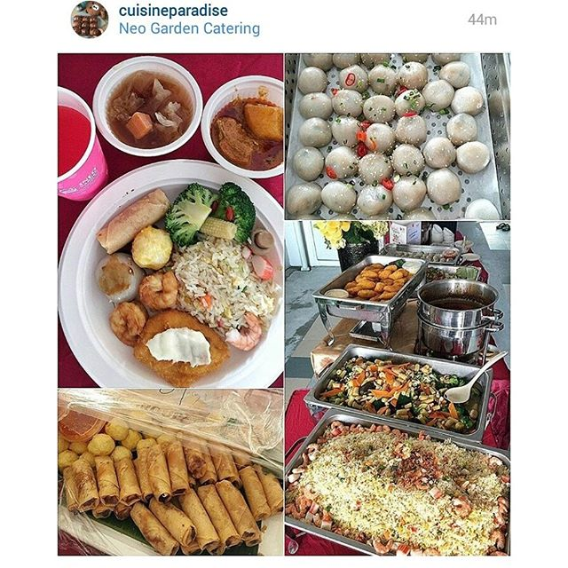 Repost from @cuisineparadise , I missed this kind of chinese buffet...