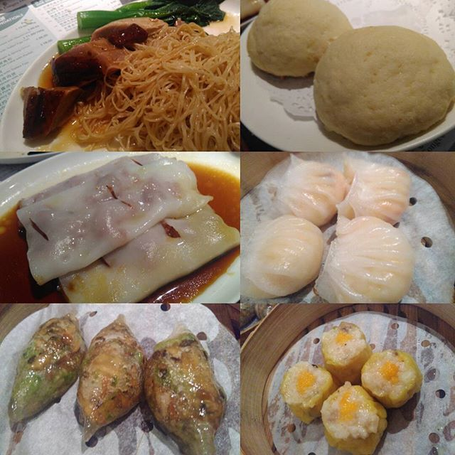 food. (lunch w the bestie)
