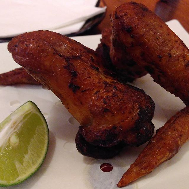 After 1 year and a couple of months, I can finally eat chicken wings without using a knife! Hallelujah!