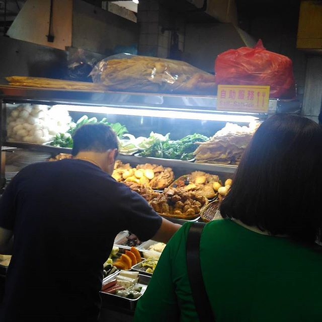 Mad craving for Yong Tau Foo!!!