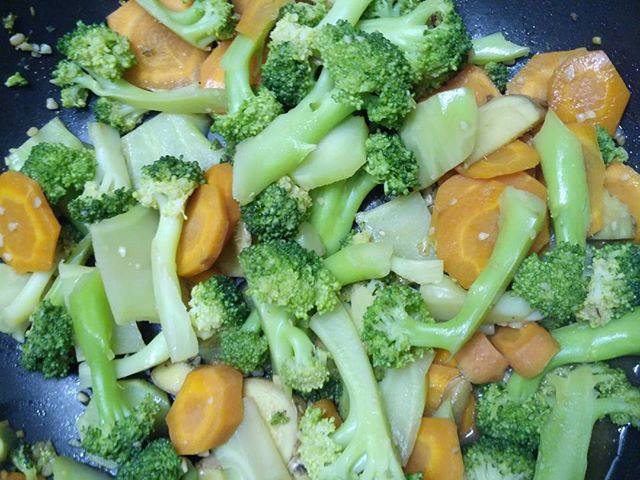 Bcos broccoli is life.