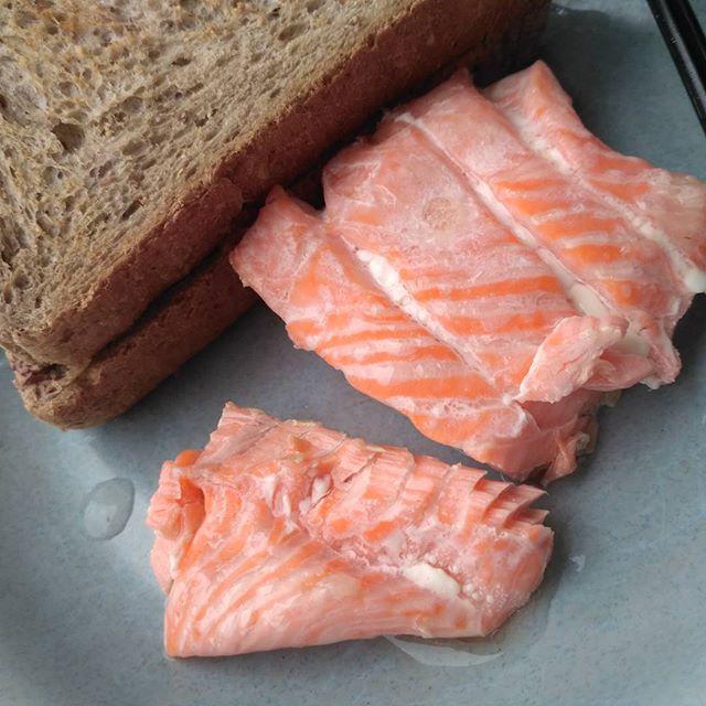 #dinner #salmon #ovenbaked