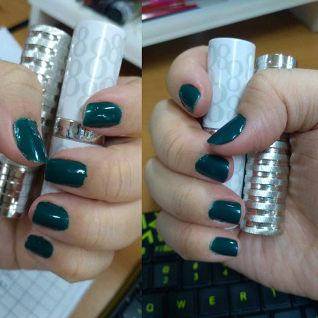 Witchy nails. Hur
