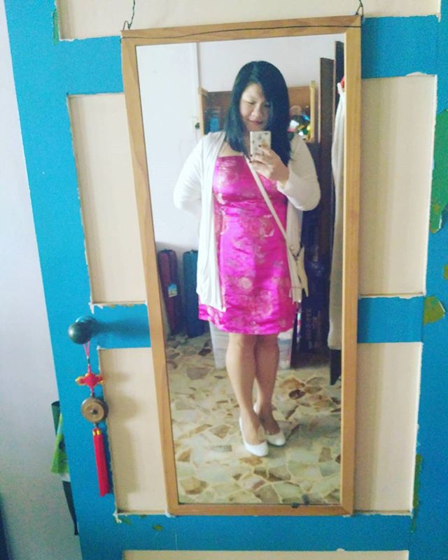 HuAt aR everyone! Happy Lunar New Year!! #ootd  #cny2018 #cnyootd2018 #cnyootd