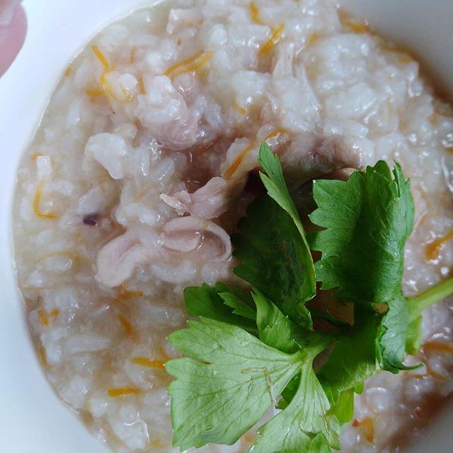 Porridge kinda day